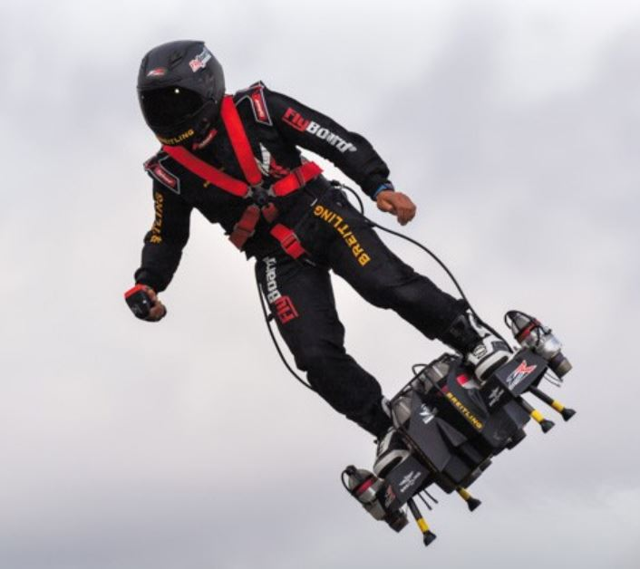 Zapata Flyboard Air and Zapata EZ-Fly