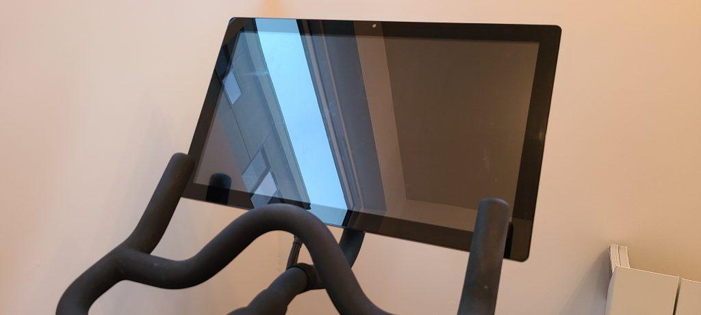 Peloton Screen Glare