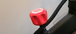 Peloton resistance knob